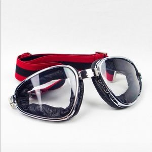 Gucci Motorcycle Goggles